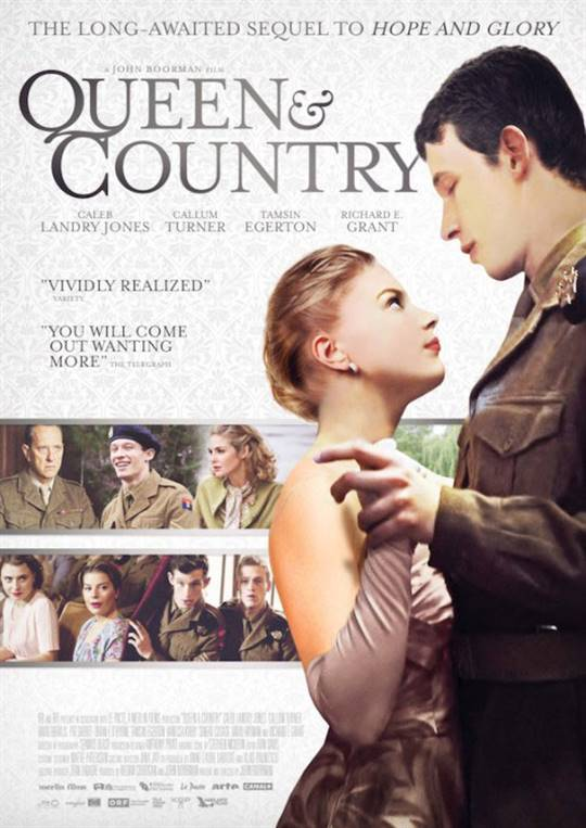 Queen & Country Large Poster