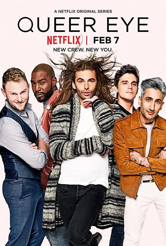 Image result for queer eye netflix poster
