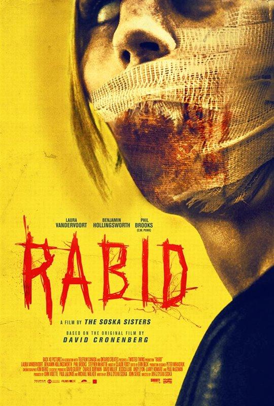 Rabid Large Poster