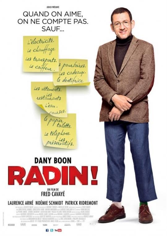 Radin! Large Poster
