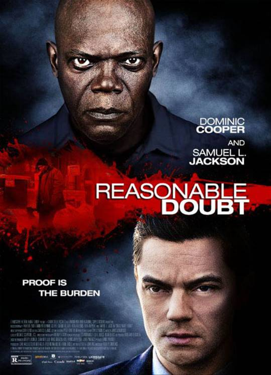 Reasonable Doubt Large Poster