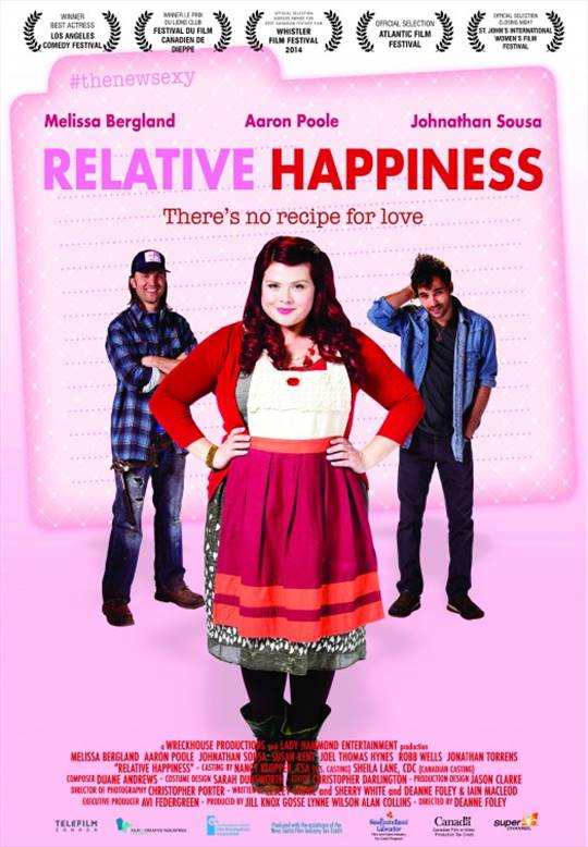 Relative Happiness Large Poster