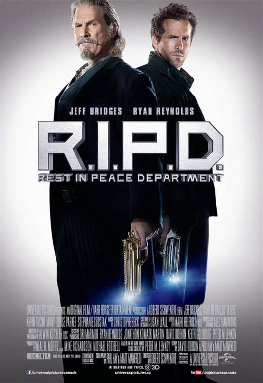 R.I.P.D. Large Poster
