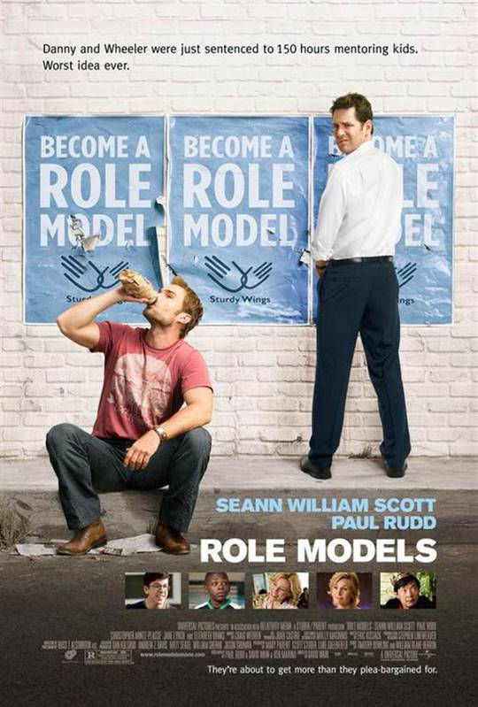 Role Models Large Poster