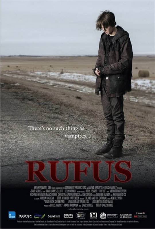 Rufus Large Poster
