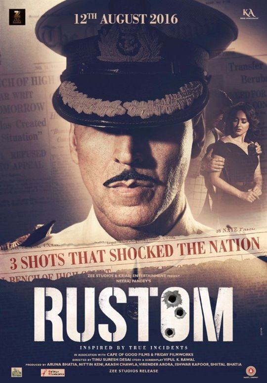 Rustom Large Poster