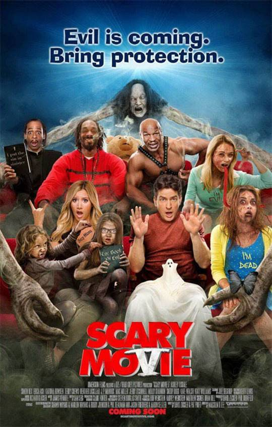 Scary Movie 5 Large Poster