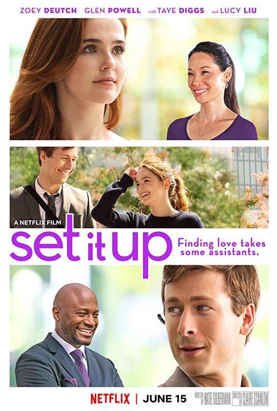 Set It Up (Netflix)