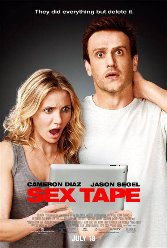 Sex Tape Large Poster