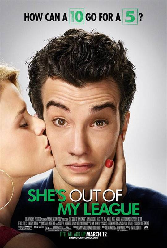 She's Out of My League Large Poster
