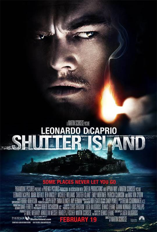 Shutter Island Large Poster