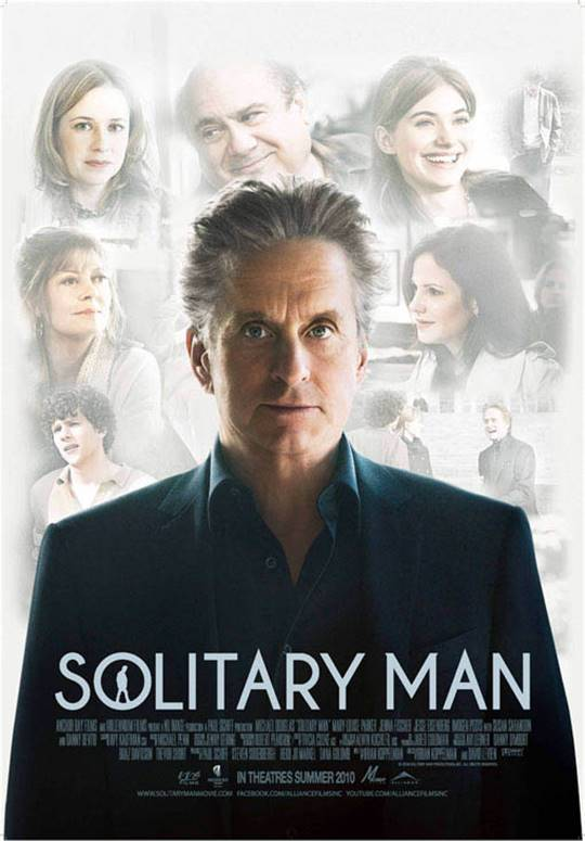 Solitary Man Large Poster