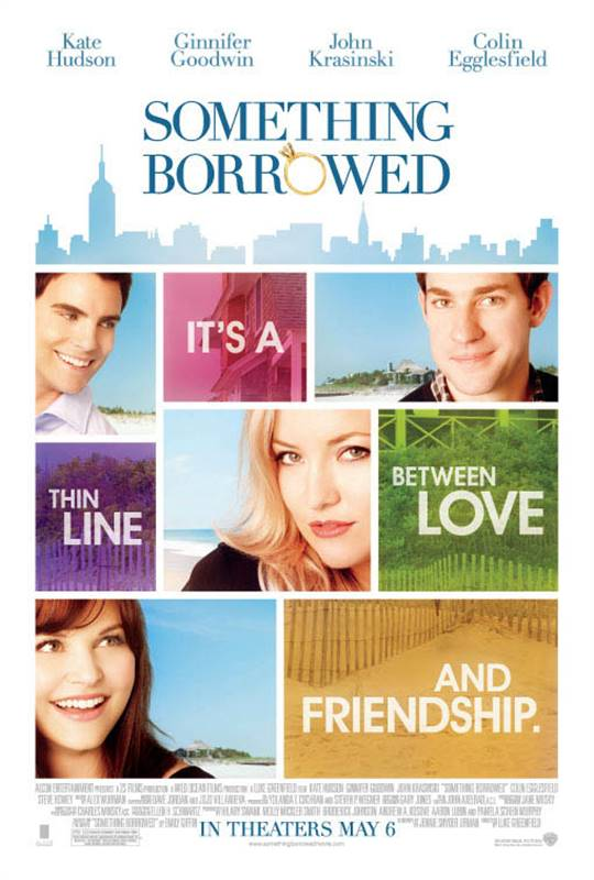 Something Borrowed Large Poster