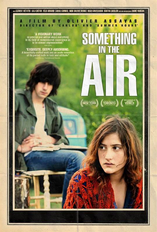 Something in the Air Large Poster