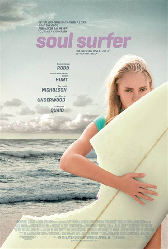 Soul Surfer Large Poster