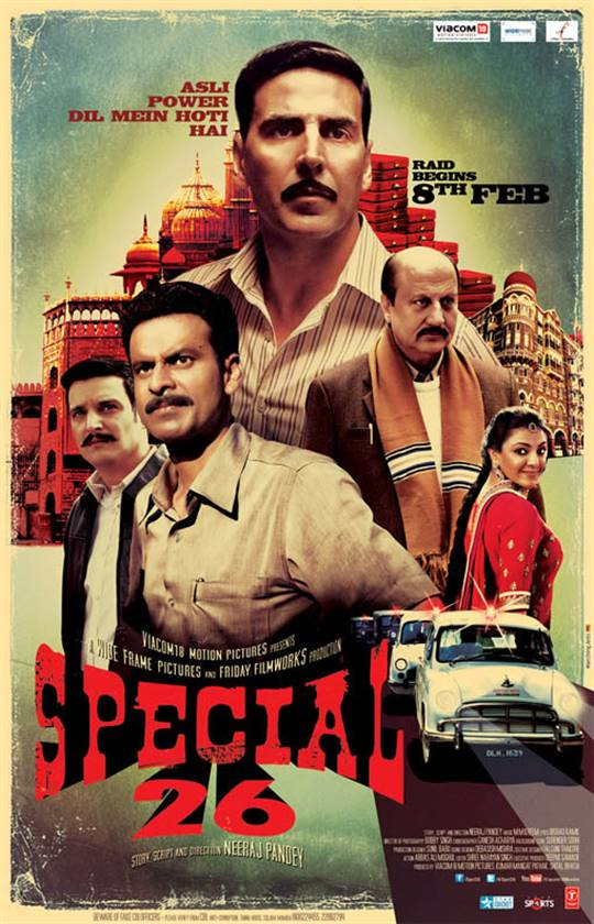 Special 26 Large Poster