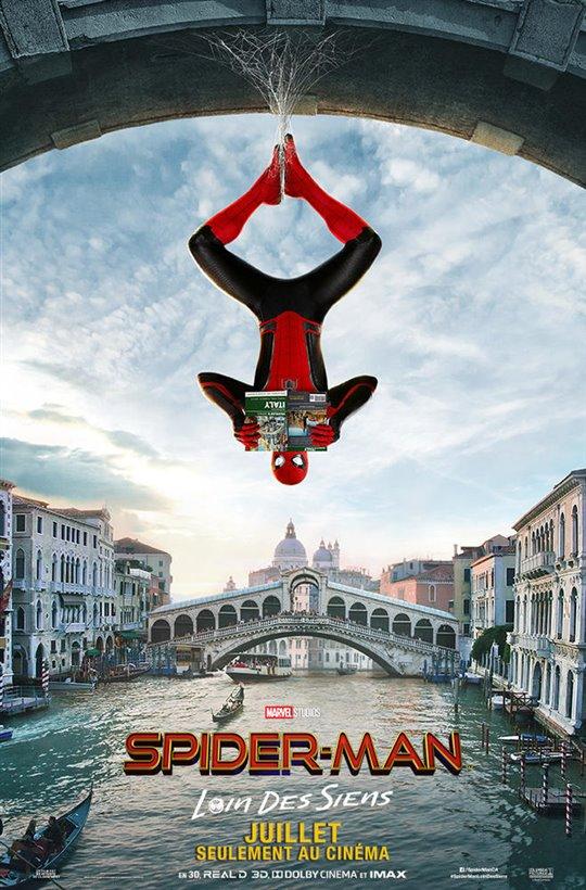 Spider-Man : Loin des siens Large Poster