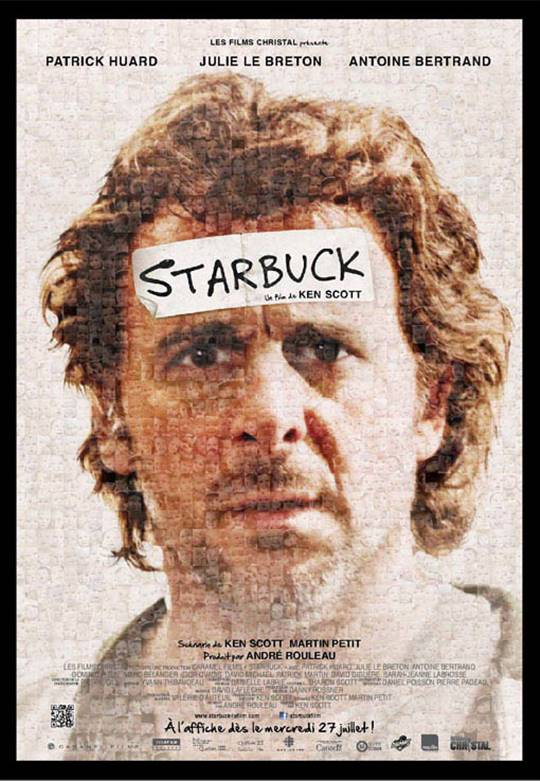 Starbuck Large Poster