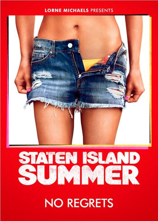 Staten Island Summer Large Poster
