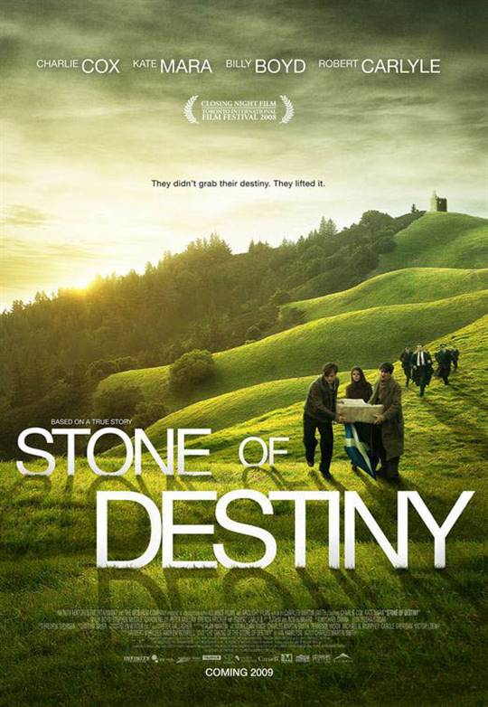 Stone of Destiny Large Poster