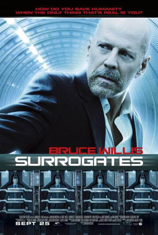 Surrogates Large Poster