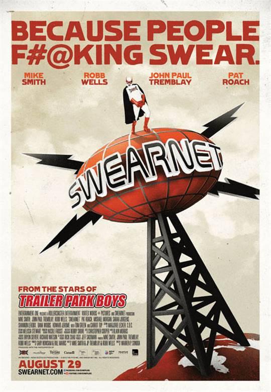 Swearnet Large Poster