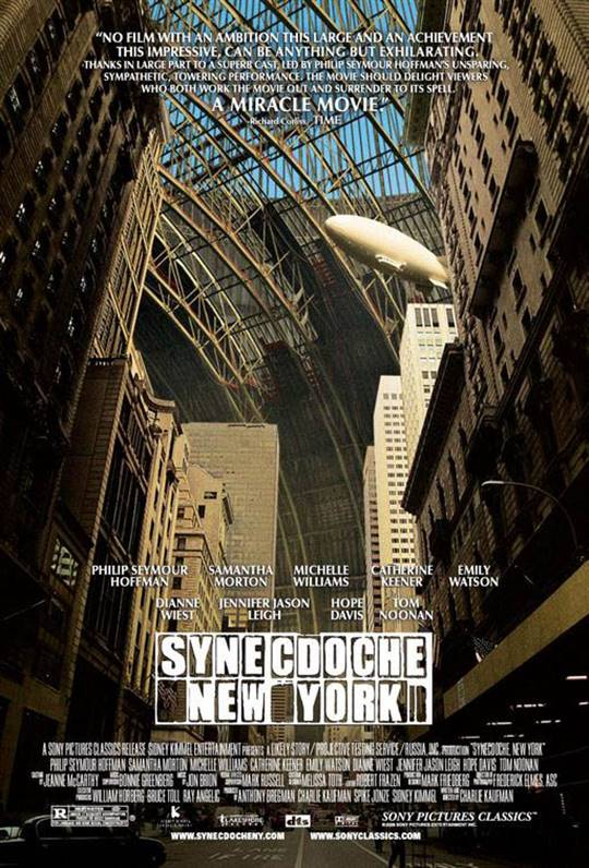 Synecdoche, New York Large Poster