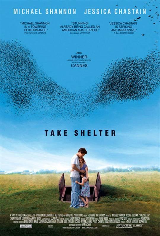 Take Shelter Large Poster