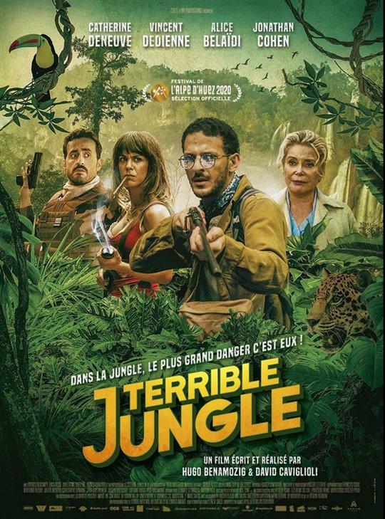 Terrible jungle (v.o.f.) Large Poster