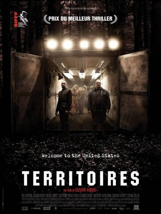 Territories Large Poster