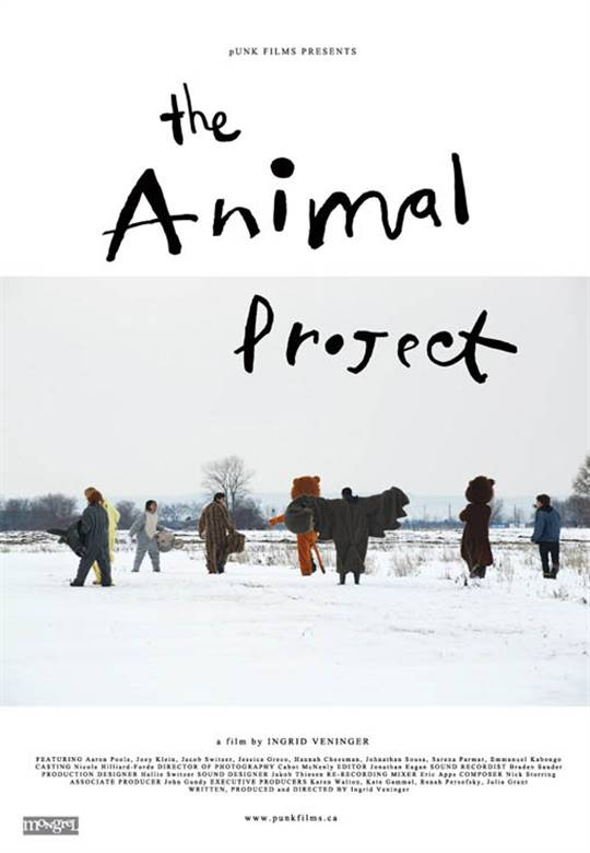 The Animal Project Large Poster