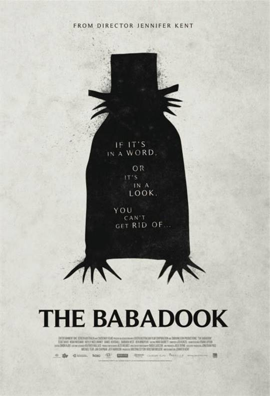 The Babadook Large Poster