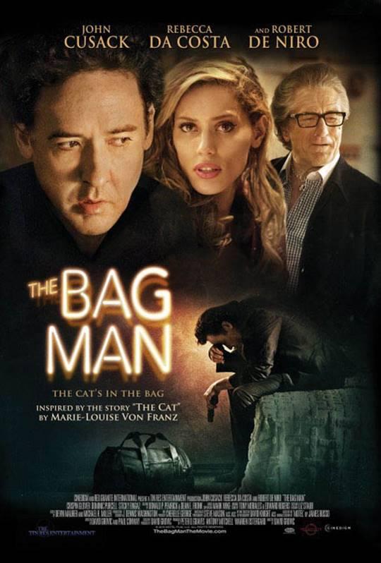 The Bag Man Large Poster