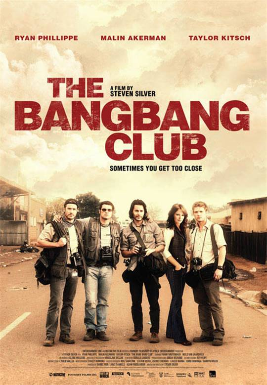 The Bang Bang Club Large Poster