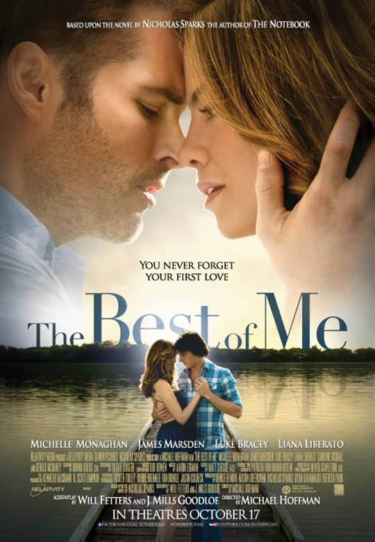 The Best of Me Large Poster