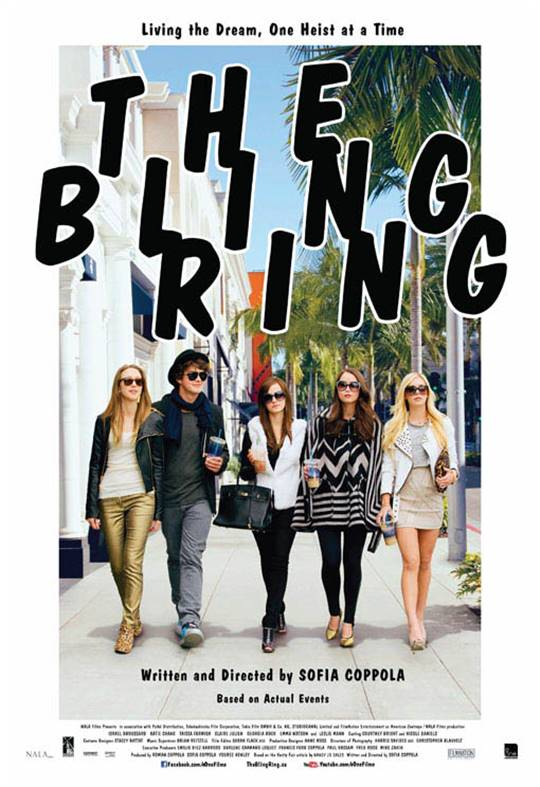 The Bling Ring Large Poster
