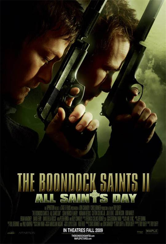 The Boondock Saints II: All Saints Day Large Poster