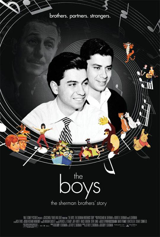 The Boys: The Sherman Brothers' Story Large Poster
