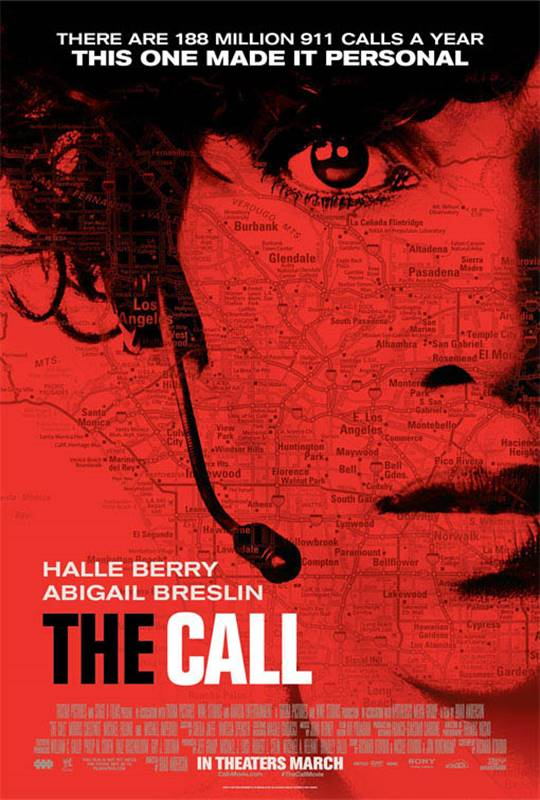 The Call Large Poster