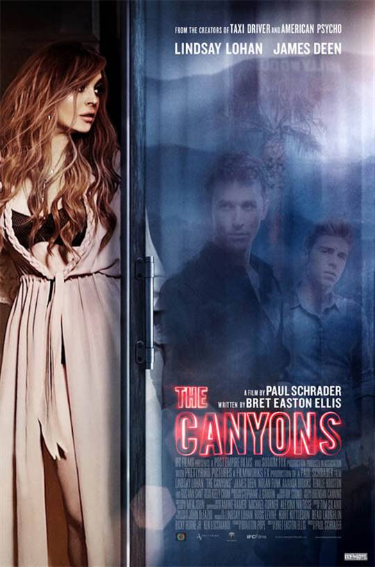 The Canyons Large Poster