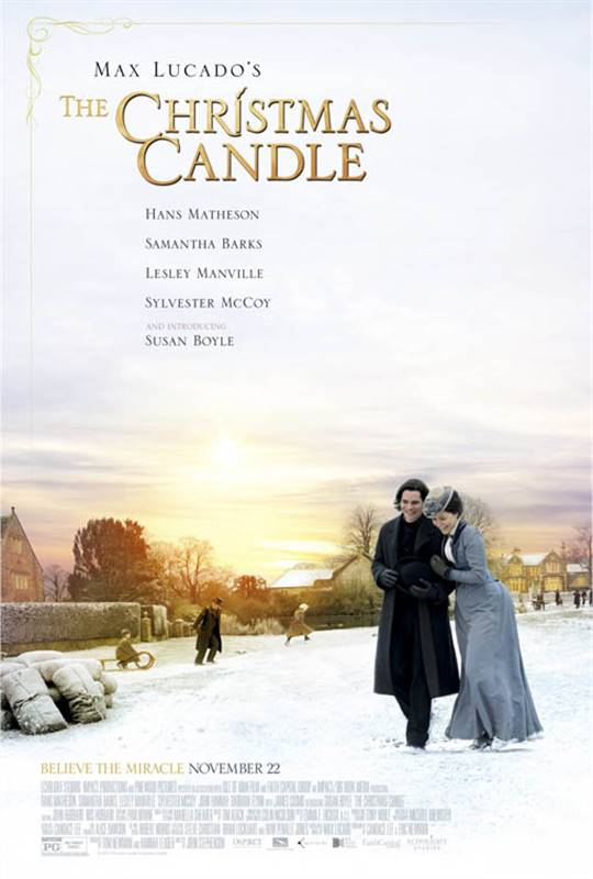 The Christmas Candle Large Poster