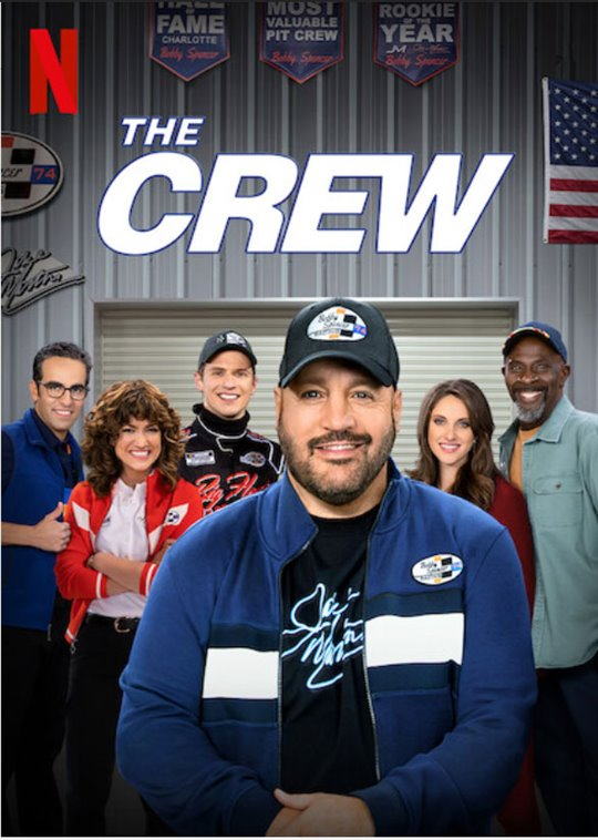 The Crew (Netflix) Large Poster