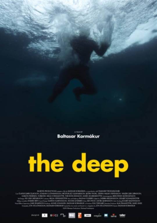The Deep Large Poster
