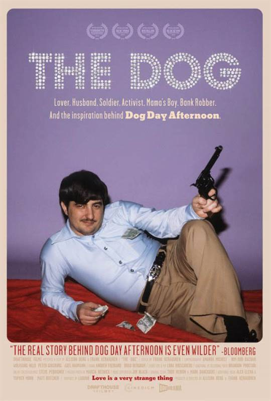 The Dog Large Poster