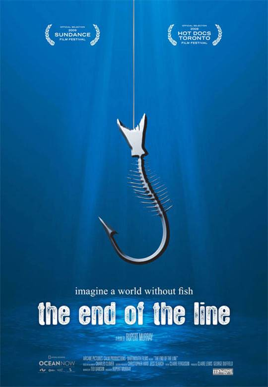 The End of the Line Large Poster