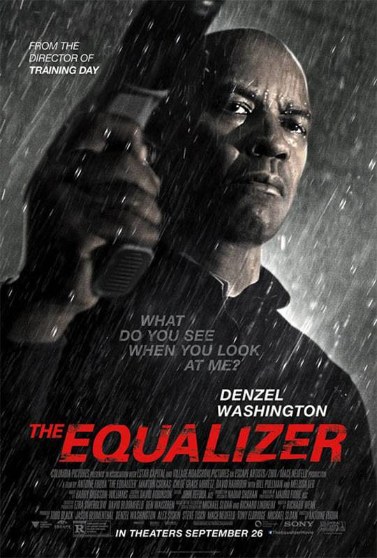 The Equalizer Large Poster