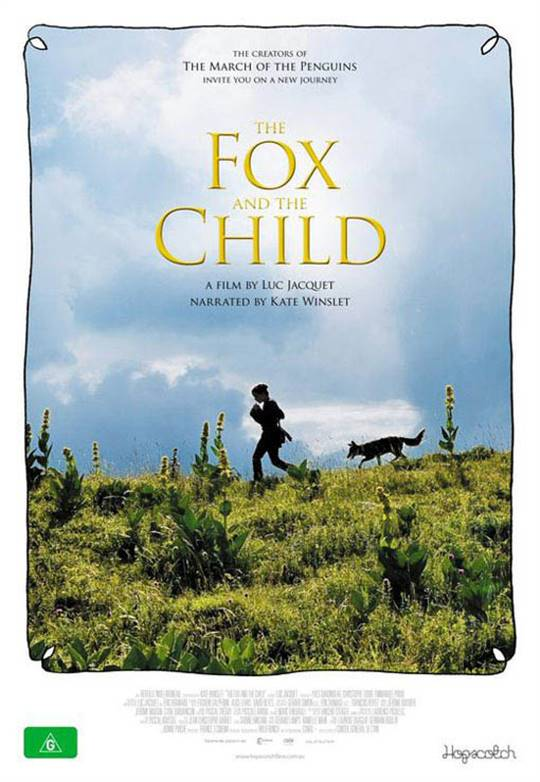 The Fox and the Child Large Poster