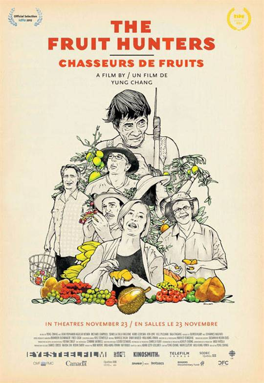 The Fruit Hunters Large Poster