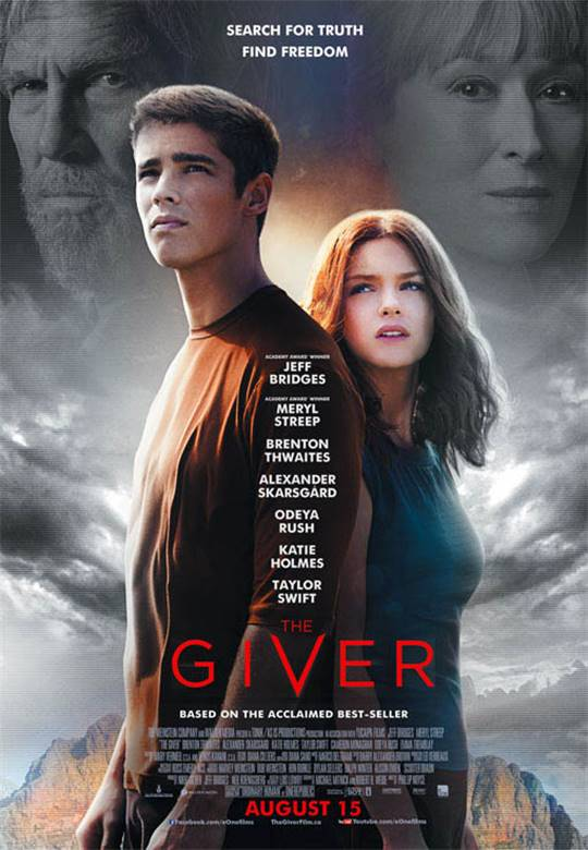 The Giver Large Poster