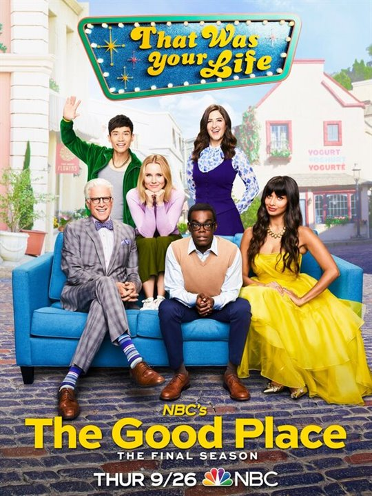 The Good Place Large Poster